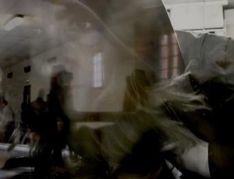Outside/ Inside/ Out/ Arte in Regina Coeli/ Omaggio alla Cultura Italiana - Pittura, Patrimonio d'Arte/ 2017